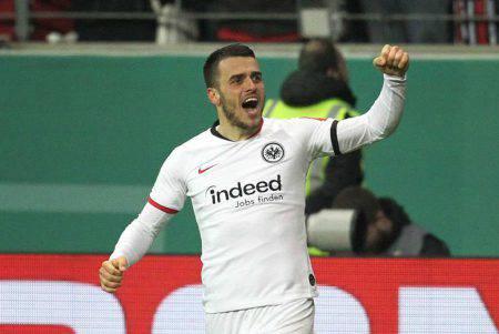 Calciomercato Milan, il presidente dell'Eintracht si arrende per Kostic