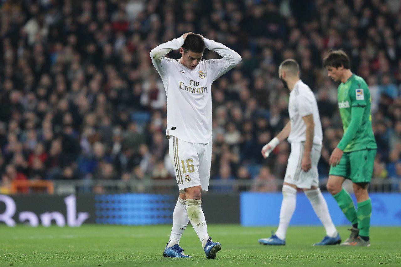 Real Madrid Ziadne