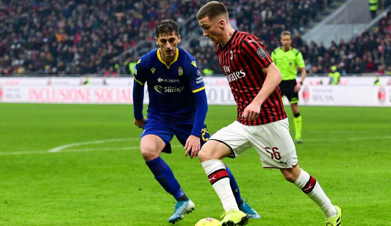 Calciomercato Milan, Saelemaekers