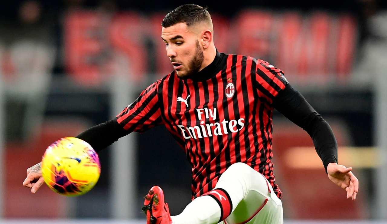 Calciomercato Milan, Theo Hernandez