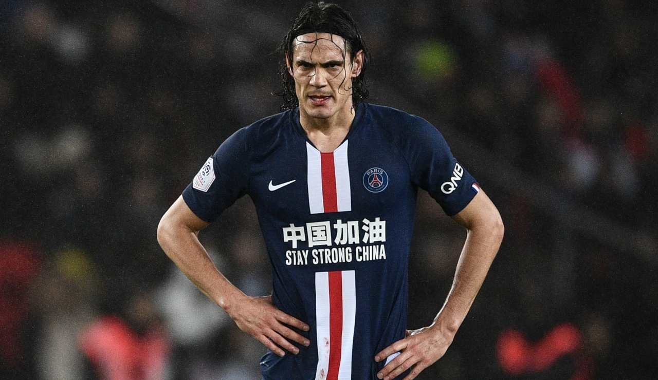 Cavani calciomercato Real Madrid Atletico Madrid