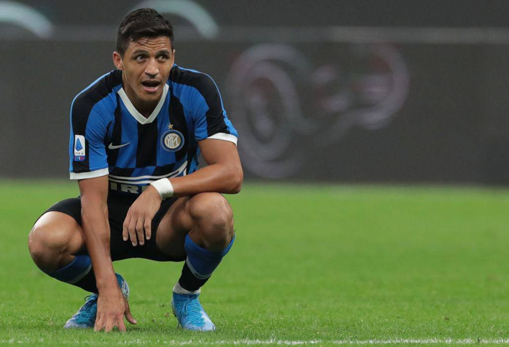 Inter Alexis Sanchez Simeone