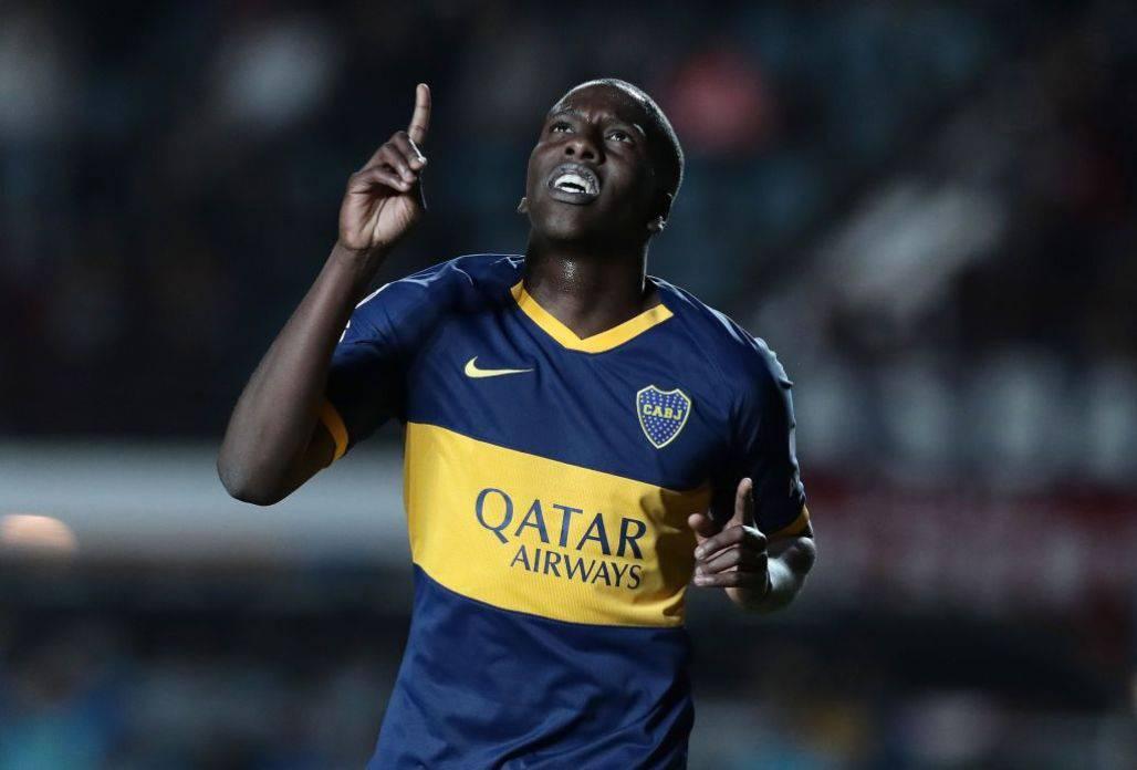 Higuain Boca Juniors