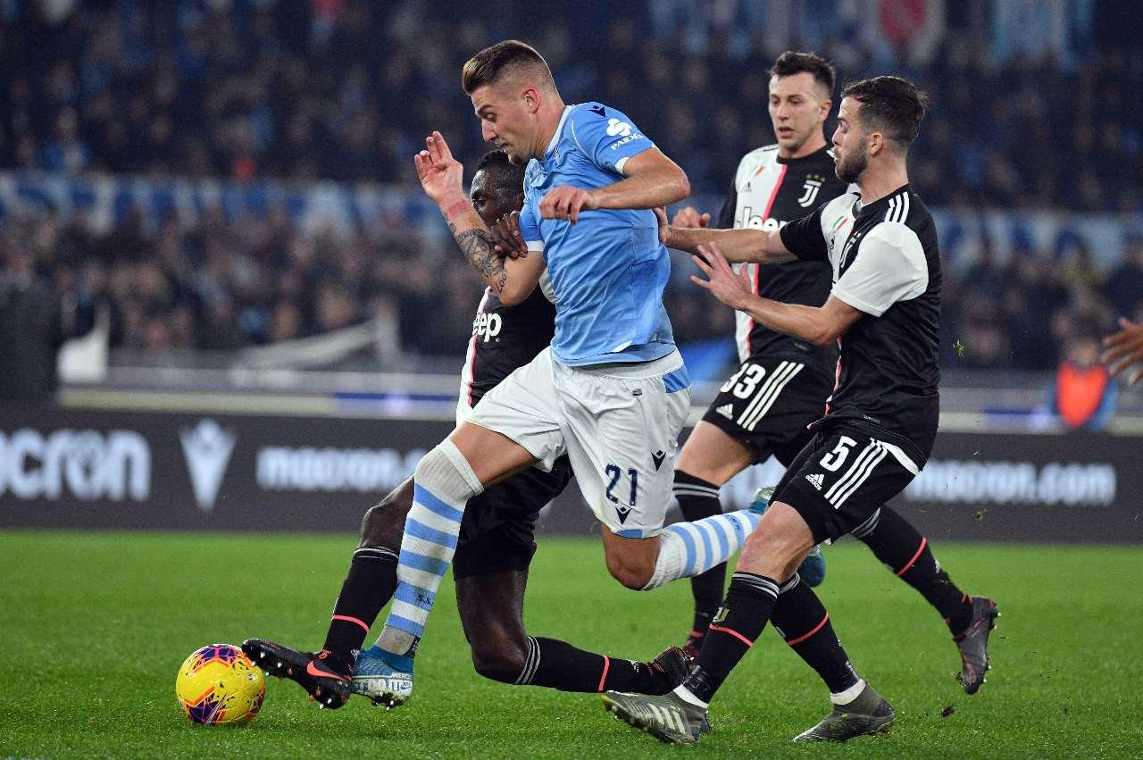 Calciomercato Lazio Milinkovic Savic