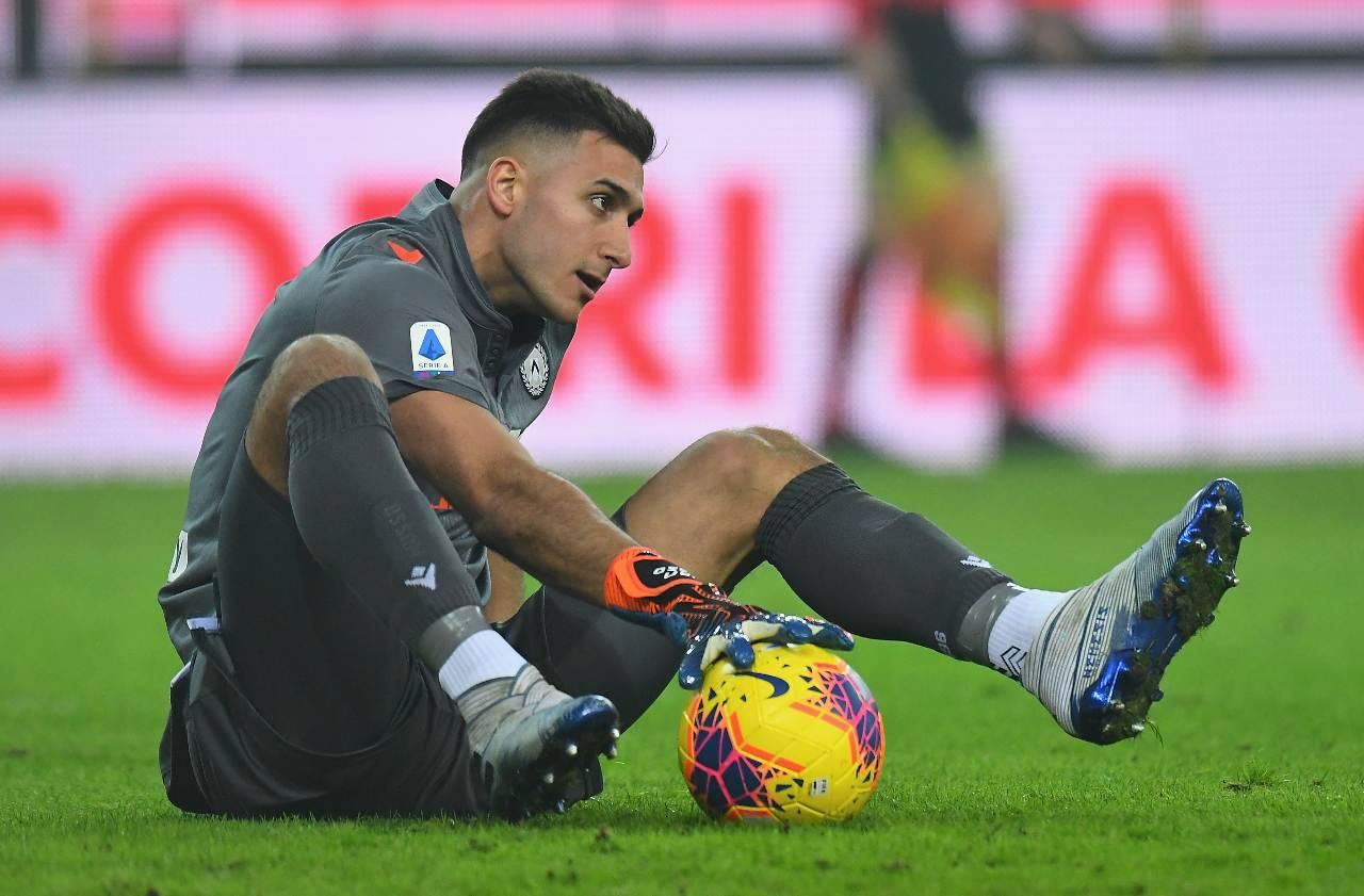 Calciomercato Inter Musso Milan
