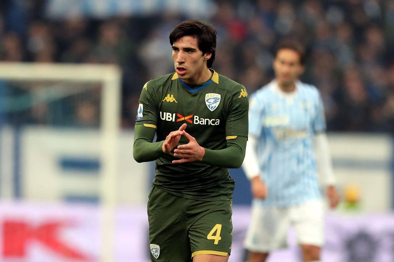 Juventus e Inter Tonali