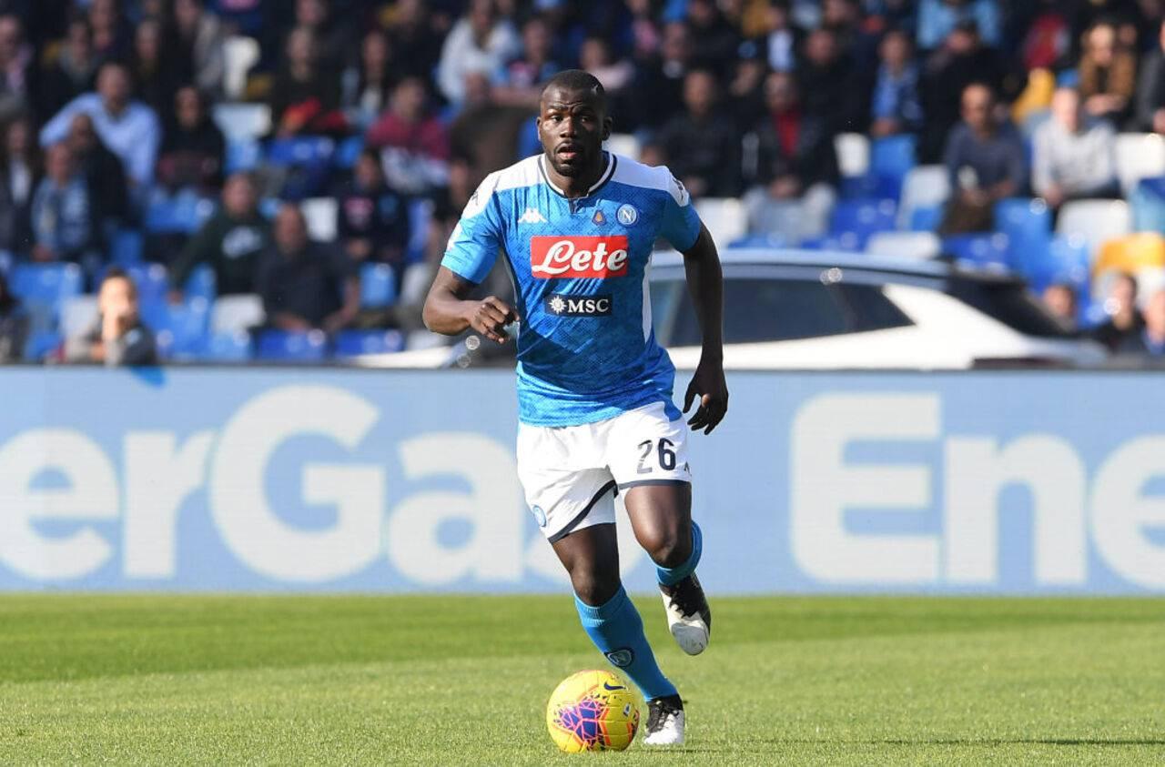 Calciomercato Napoli Koulibaly Guardiola