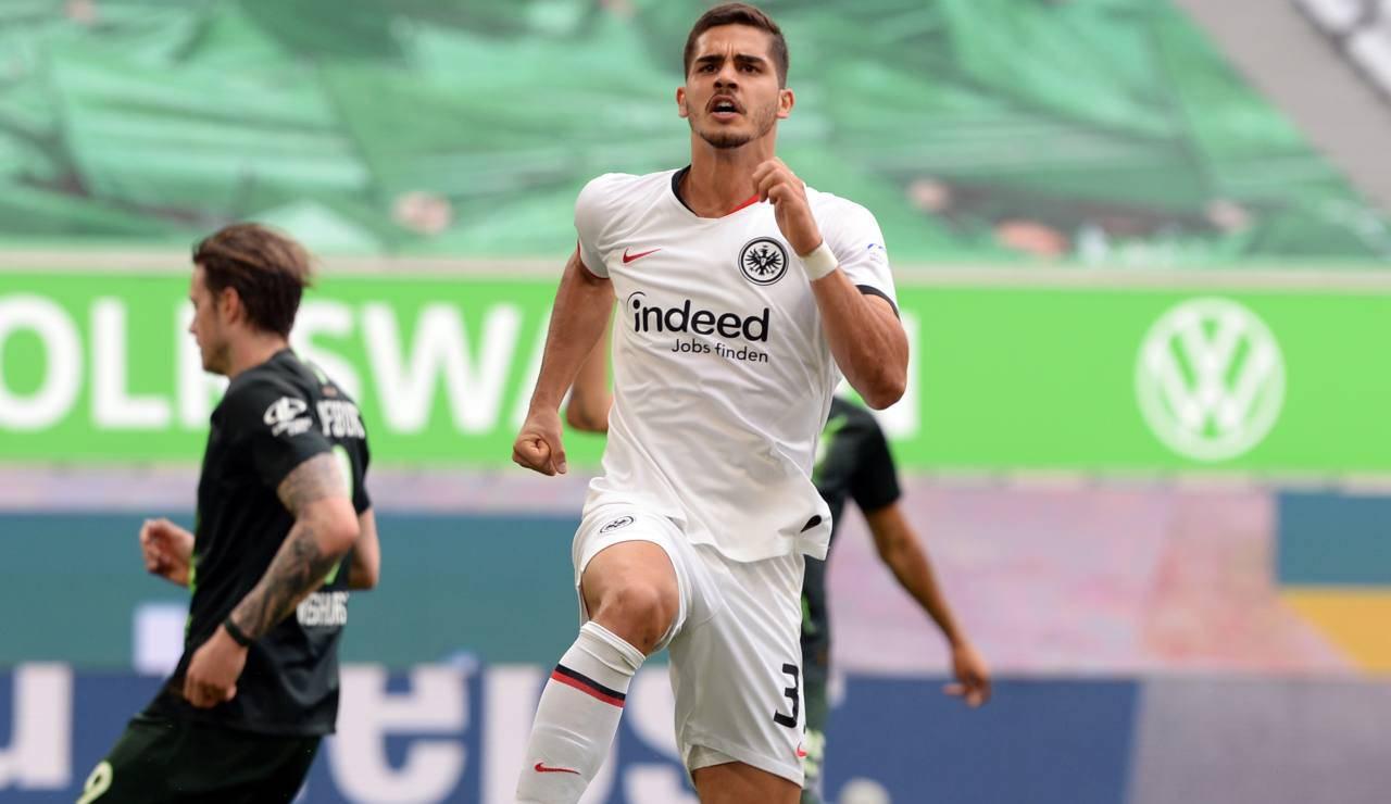 Juventus André Silva