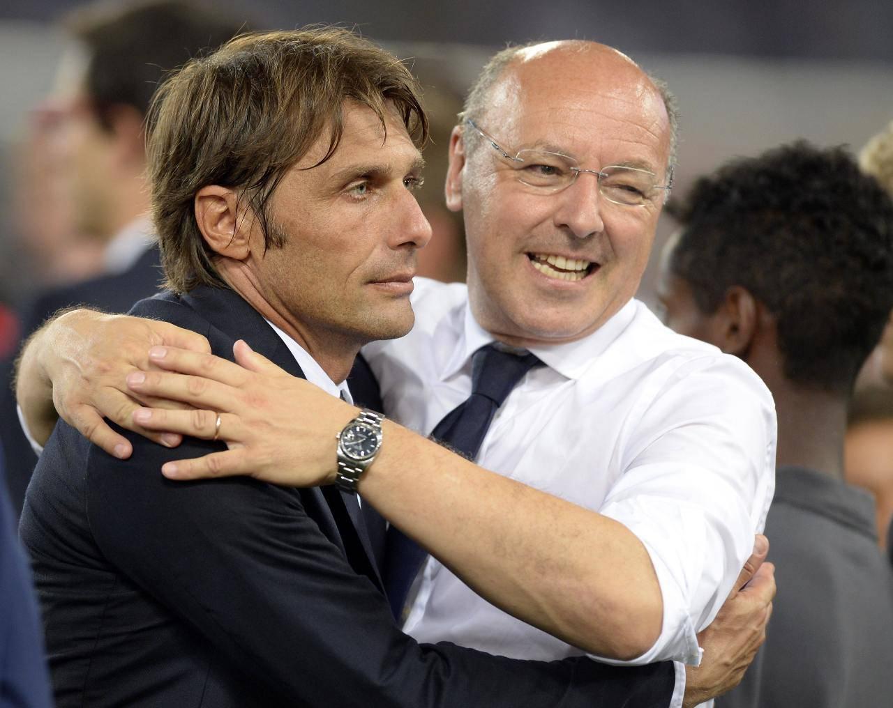 Marotta Calciomercato Inter Vecino Milik