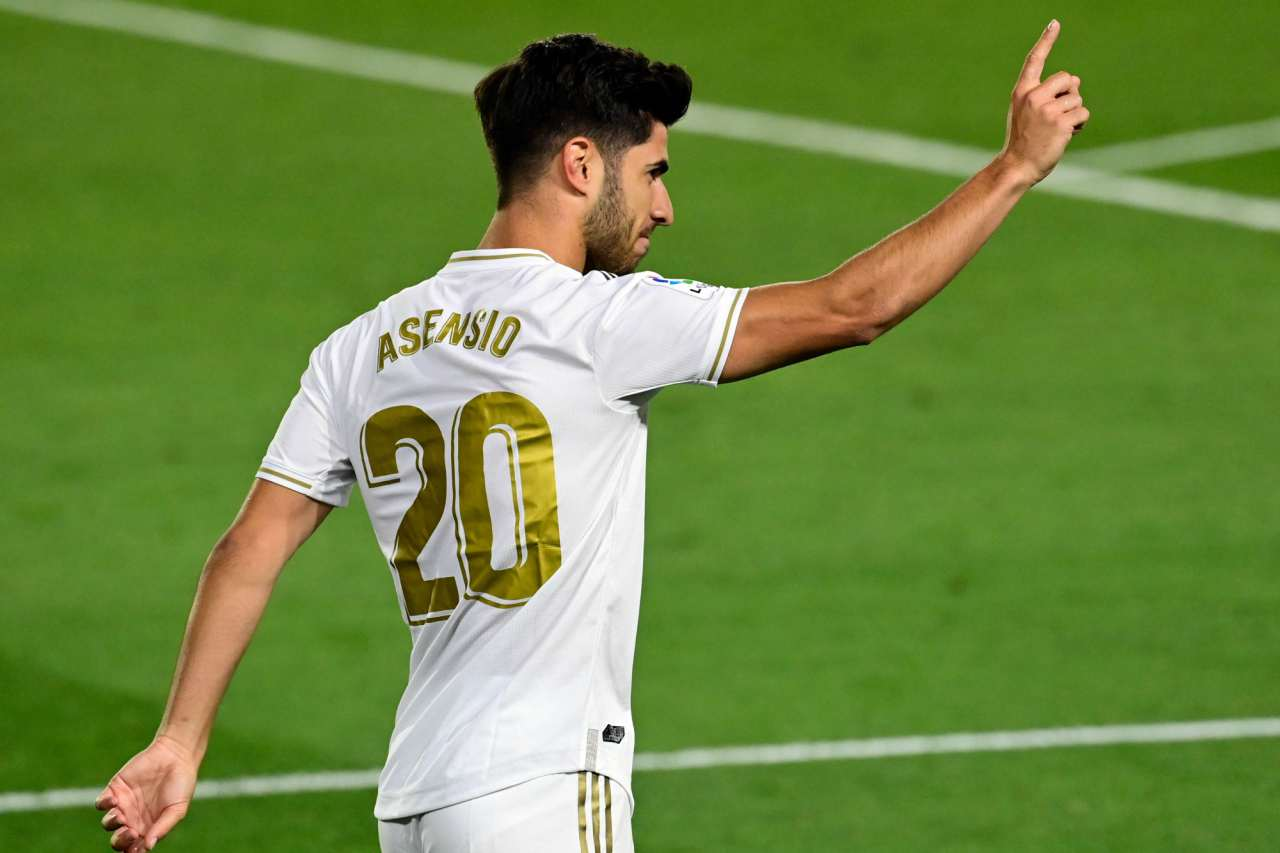 Asensio Juventus Real Madrid