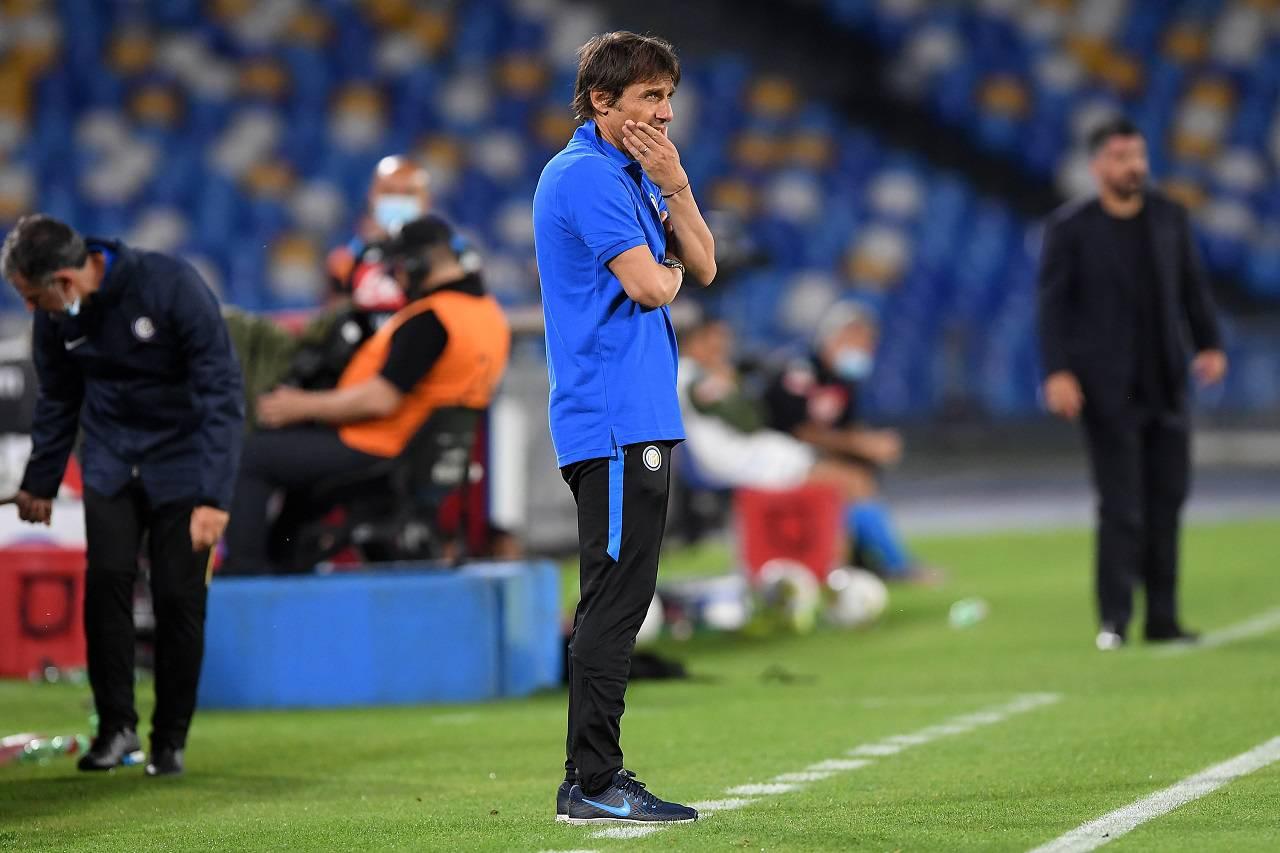 Inter, Conte nei guai: due big a rischio contro il Parma