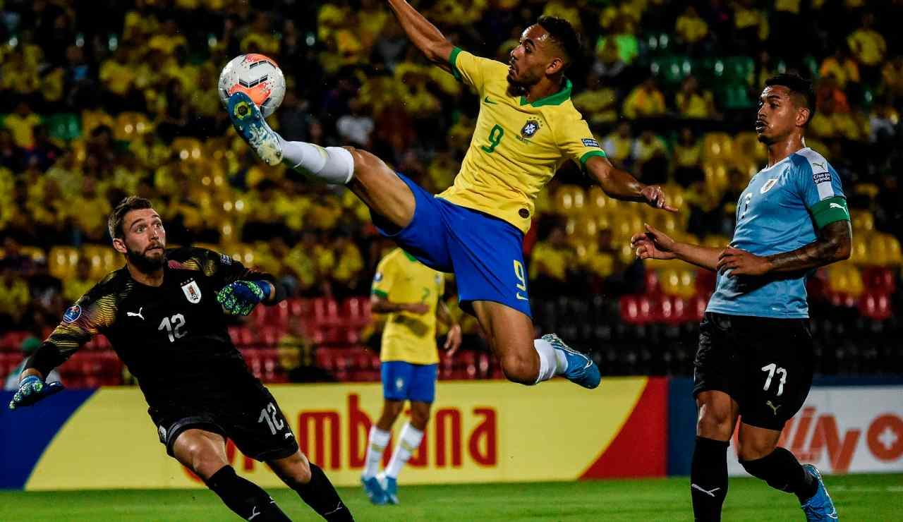 Inter Matheus Cunha