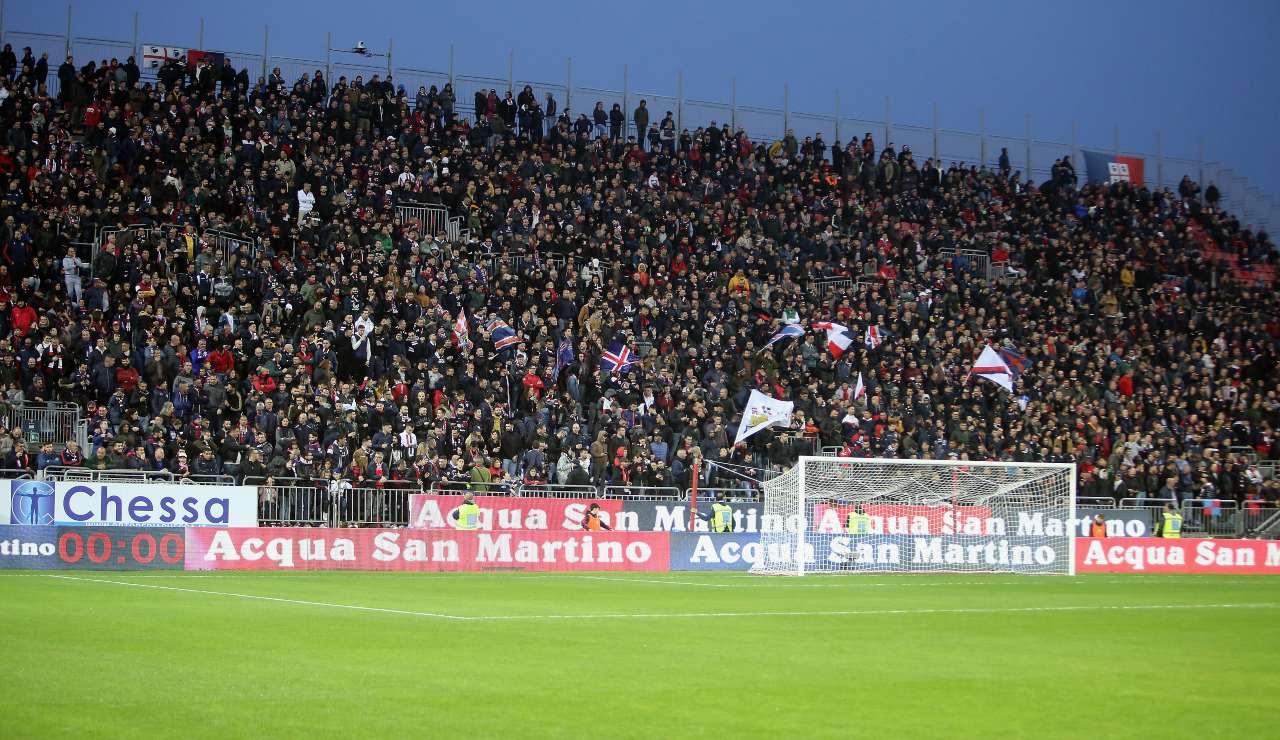 Serie A Sardegna Arena Giulini Cagliari
