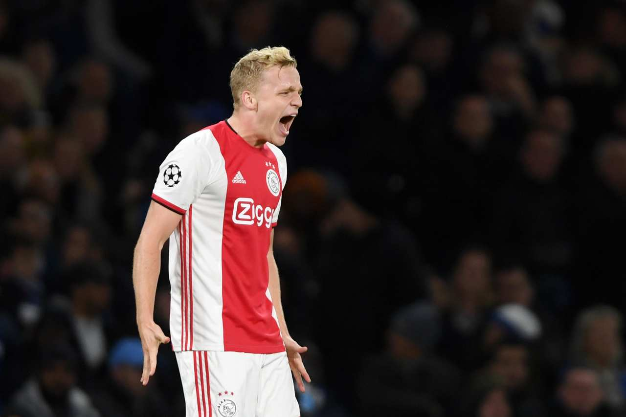 van de Beek (getty images)