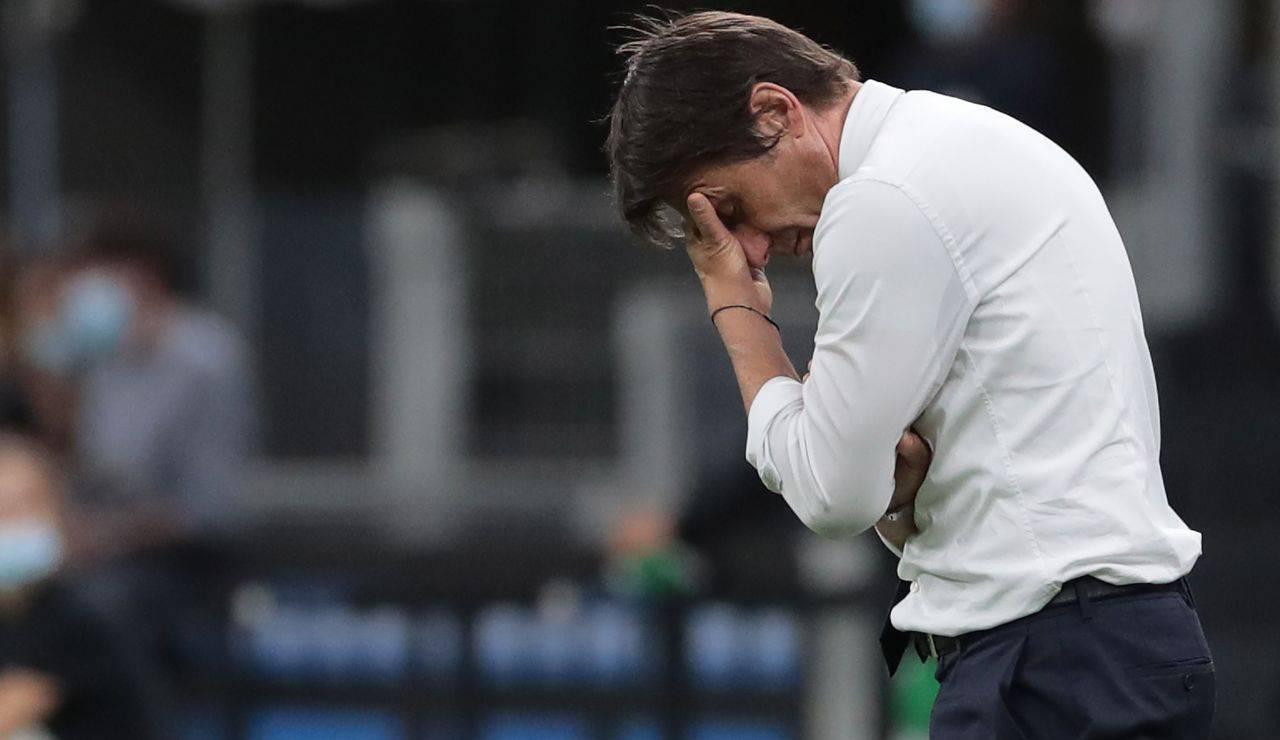 Inter Conte Juventus Milenkovic