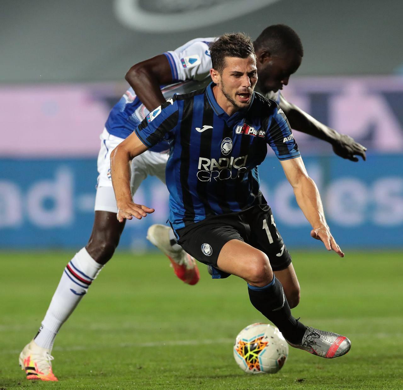 Milan Freuler Atalanta