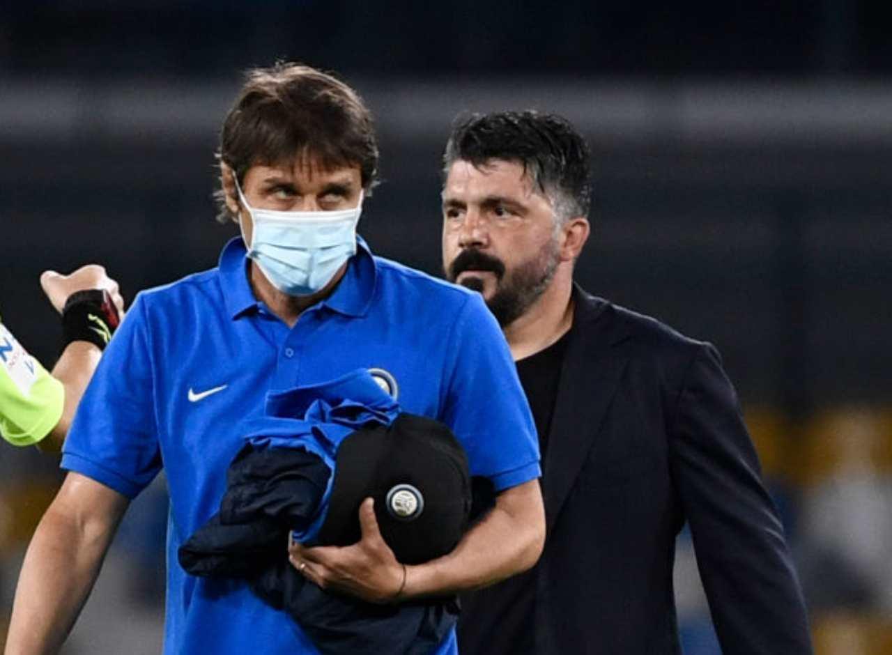 Inter Napoli Meret Candreva