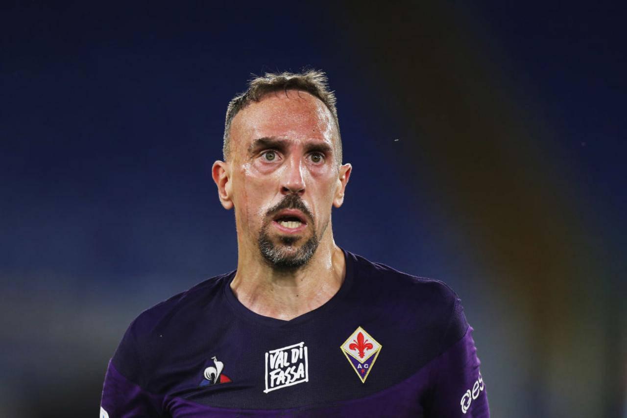 Inter retroscena Ribery