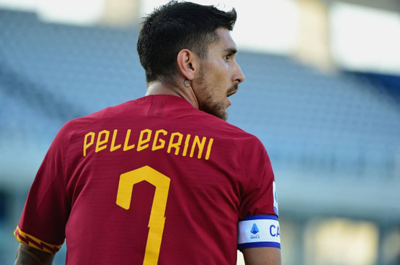 Roma Pellegrini PSG