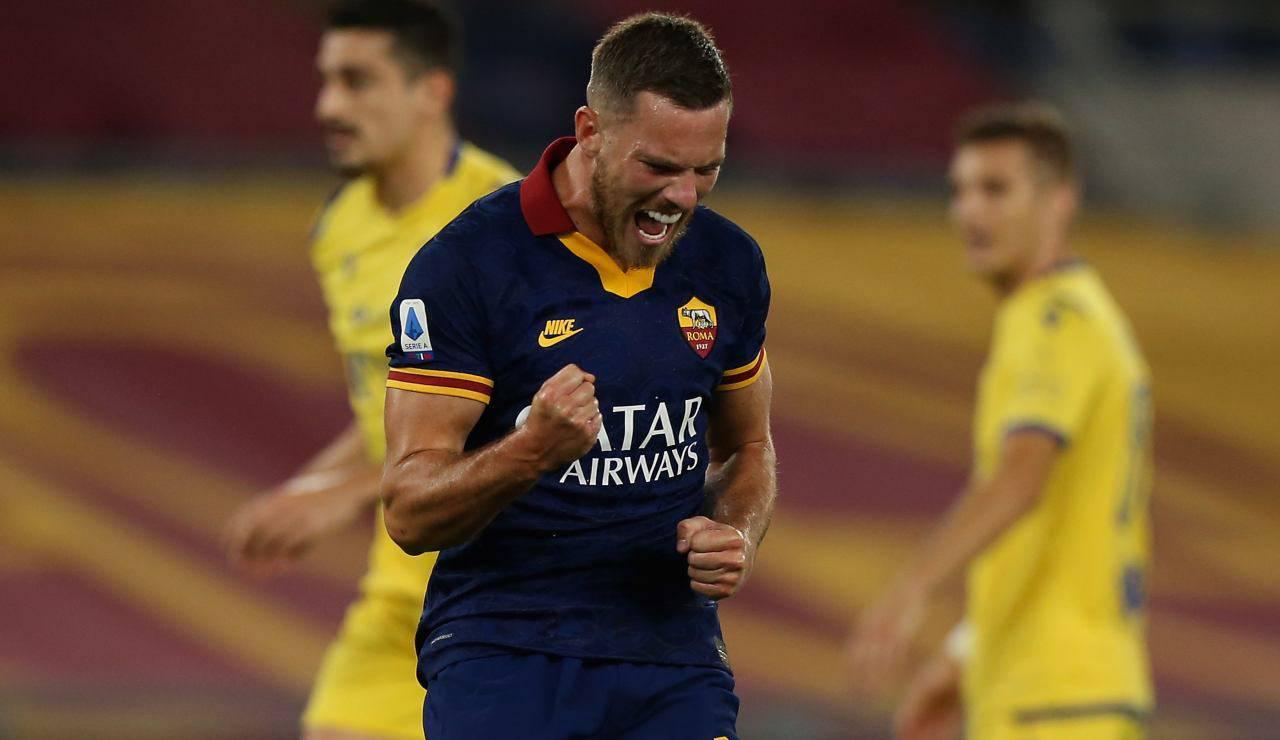 Inter Veretout Nainggolan Roma