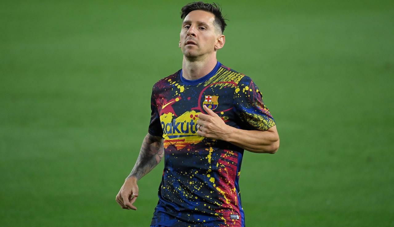 Inter Messi Marotta