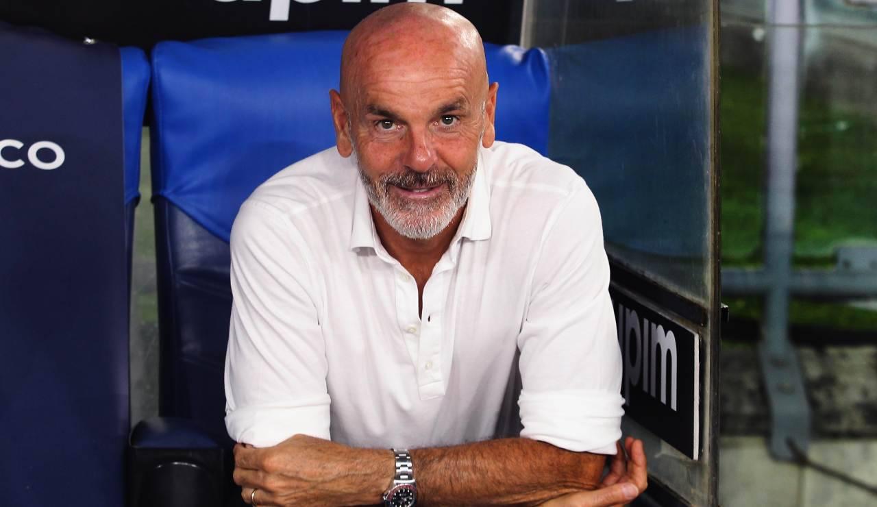 Pioli Milan-Juventus formazioni ufficiali