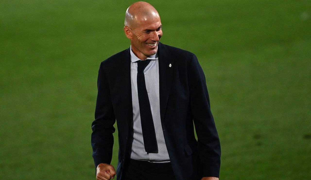 Roma Dzeko Zidane