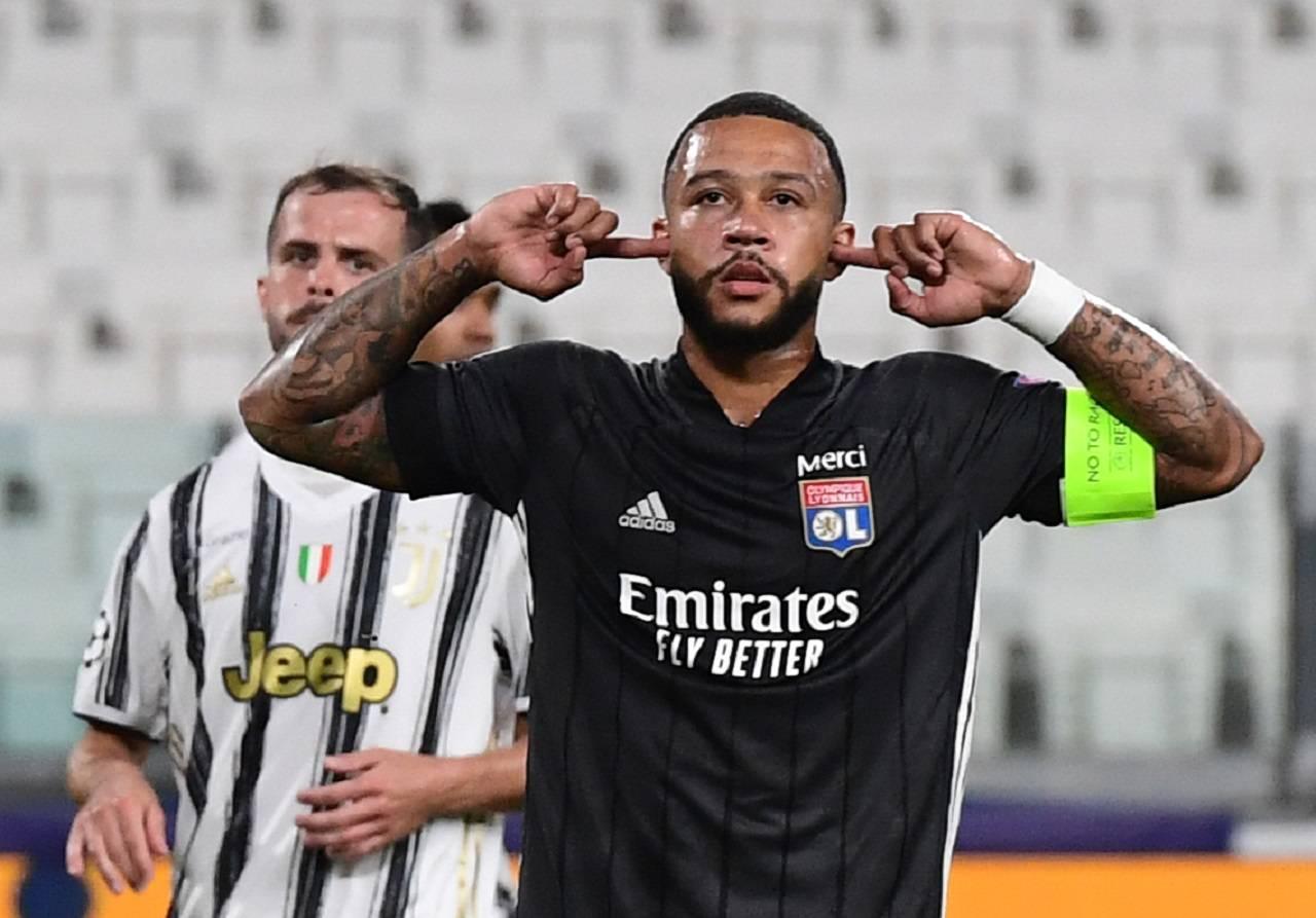 Depay Inter calciomercato