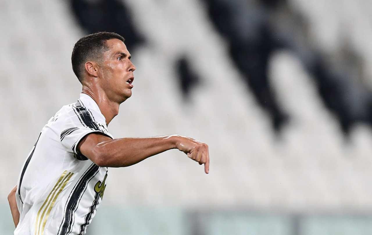 Juventus Ronaldo Jimenez