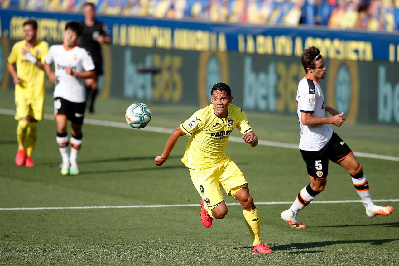 Bacca Sampdoria