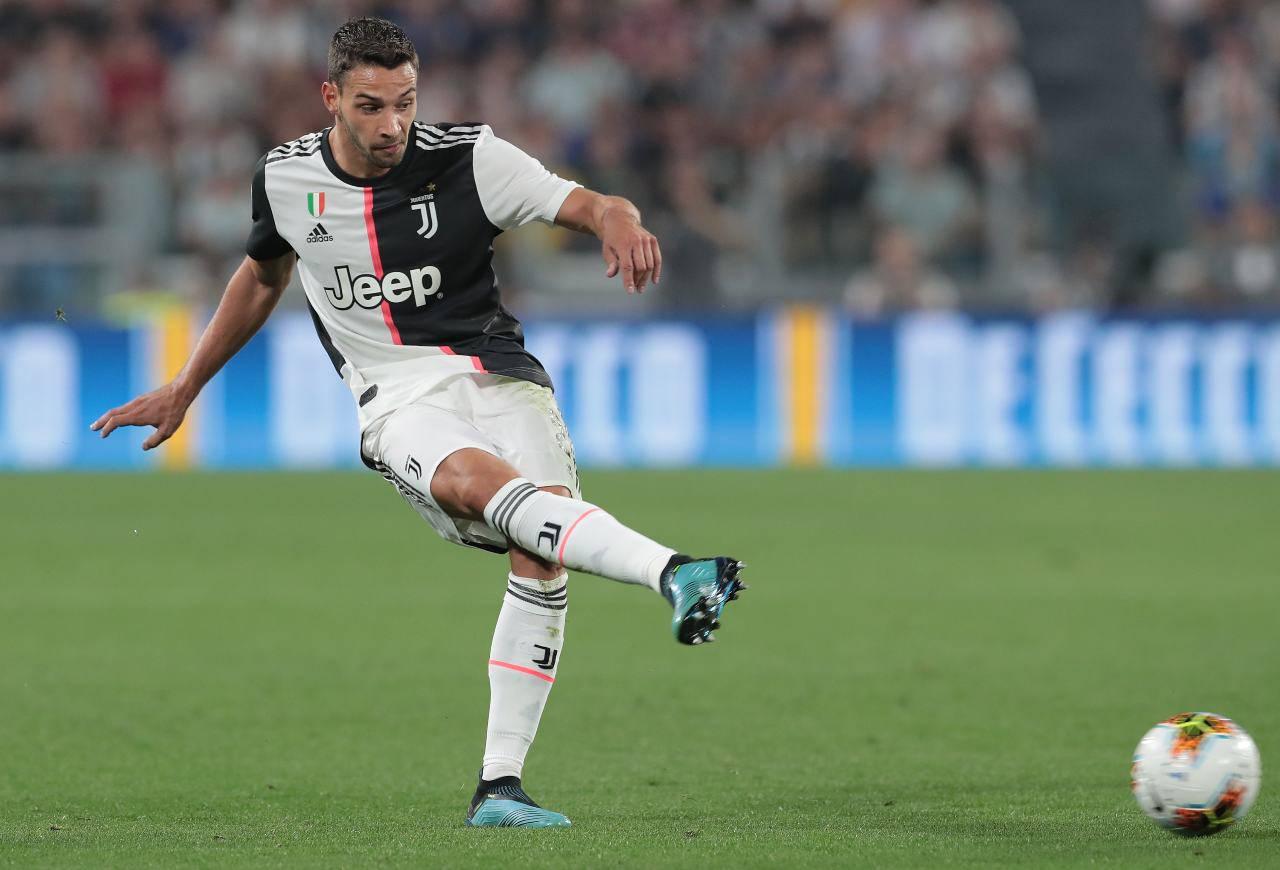 De Sciglio Villareal Juventus