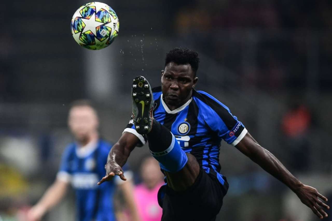 Inter Asamoah Sampdoria