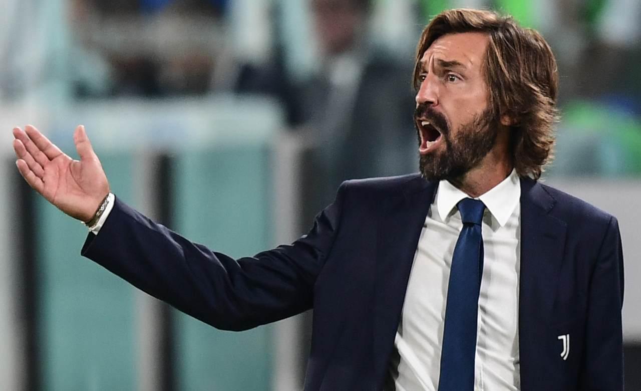 Juventus Pirlo Dest