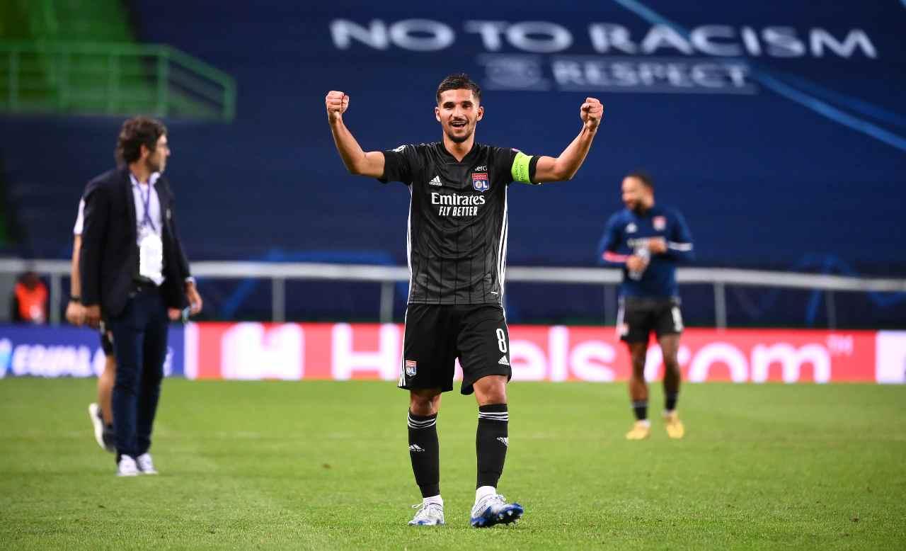 Aouar Lione Juventus