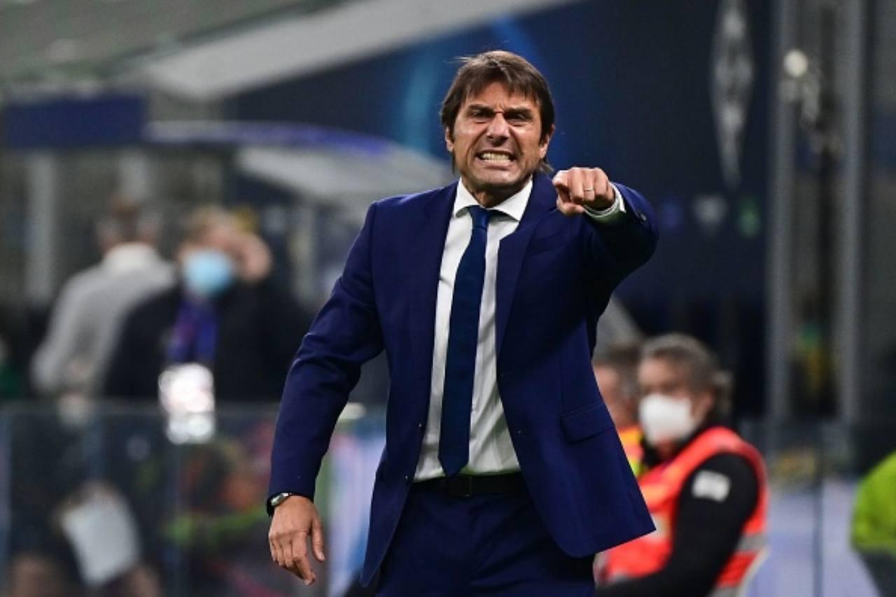 Inter Conte Borussia Monchengladbach