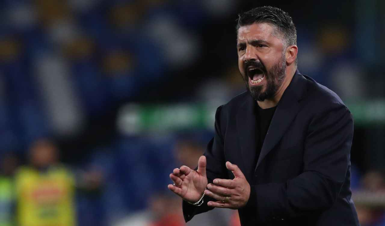 Gattuso (getty images)