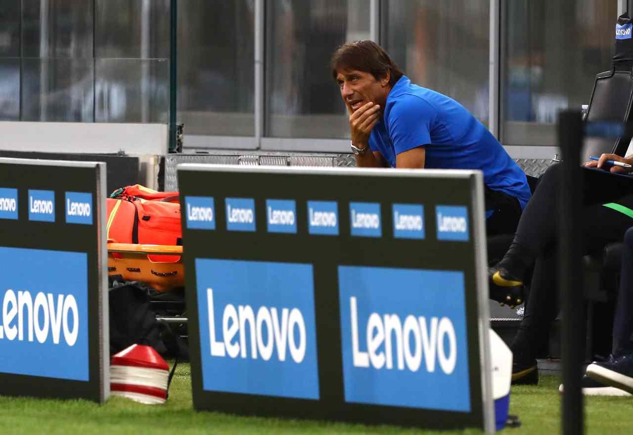 Calciomercato Inter Conte Florenzi