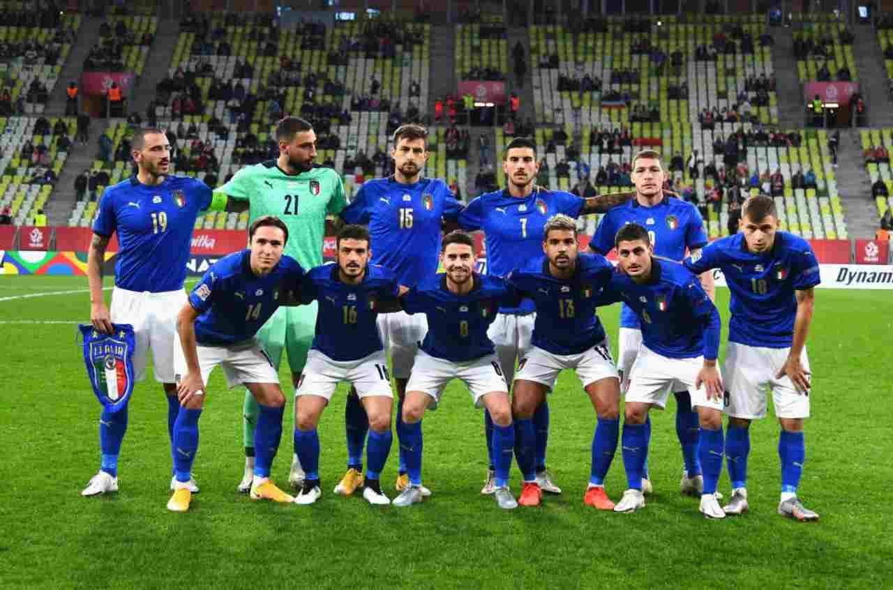 Nazionale Euro2020