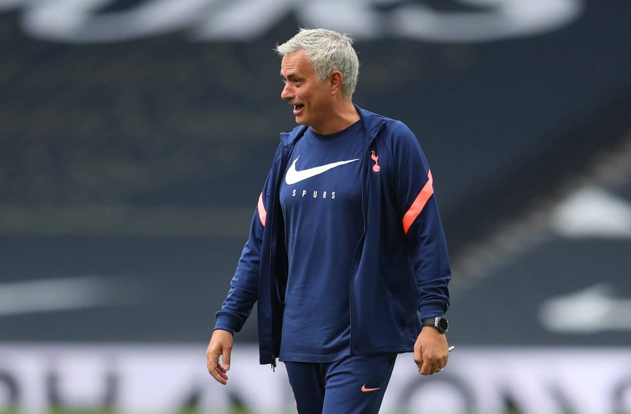 Calciomercato Mourinho Napoli Roma Juventus Sarri Allegri