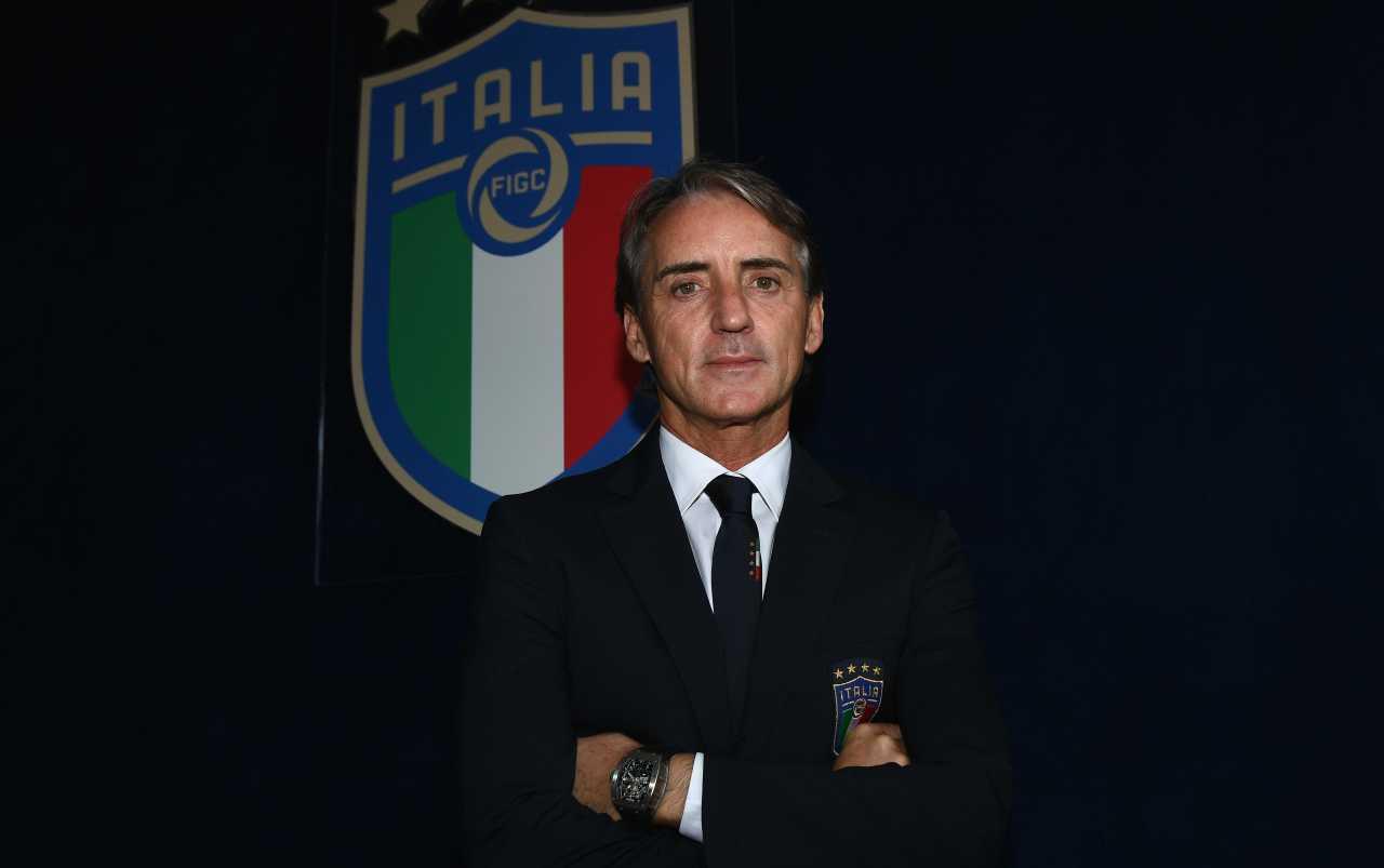 Mancini Covid (getty images)