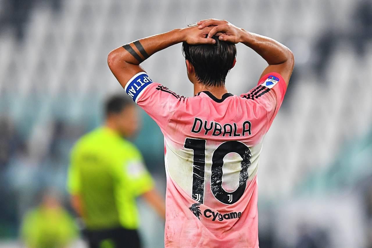 Dybala Mourinho
