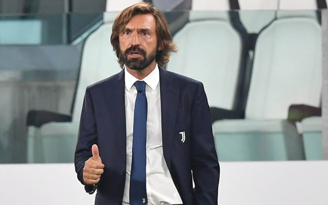 Juventus Pirlo Milik