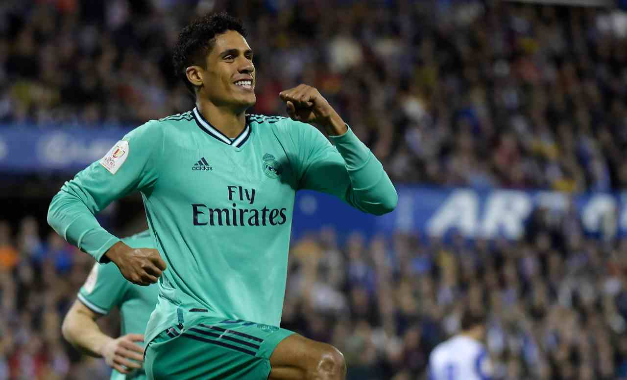 Varane calciomercato (getty images)