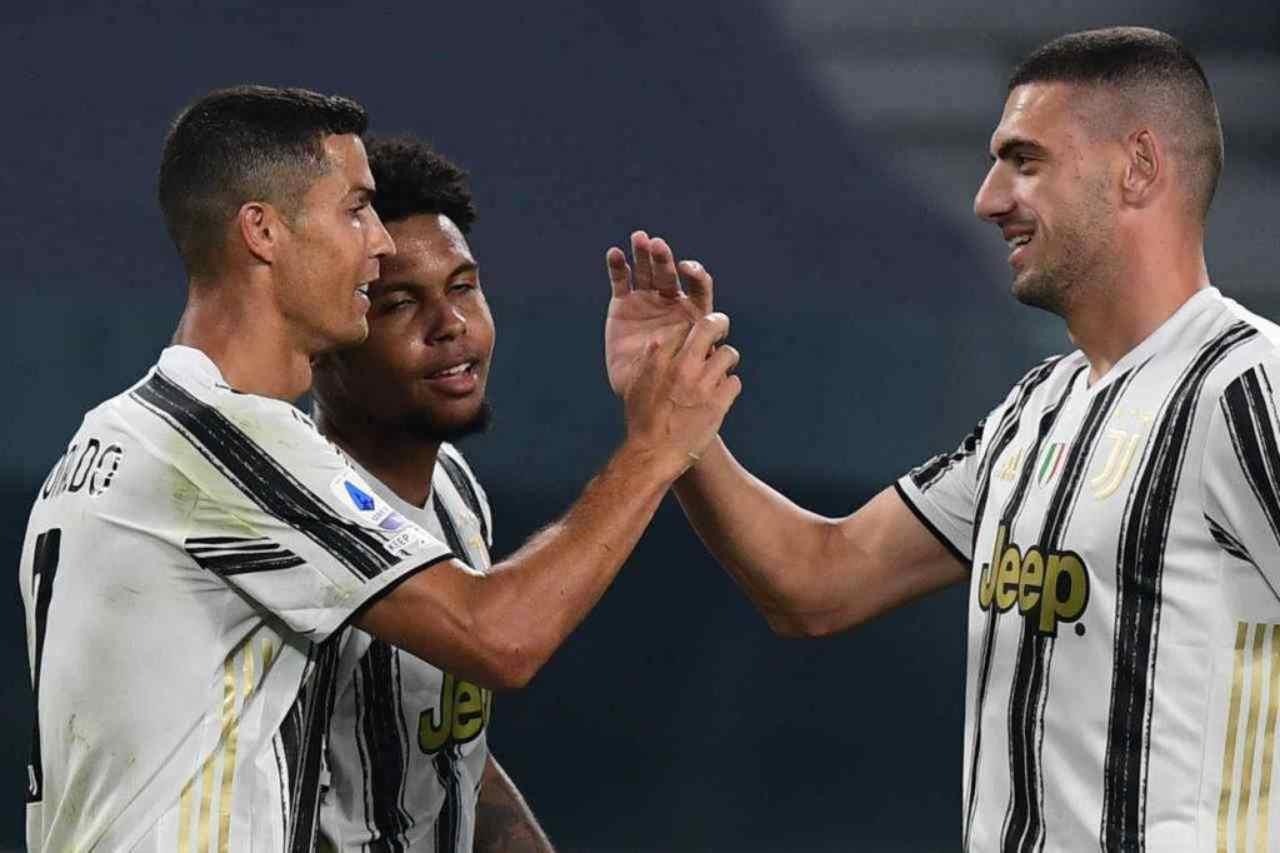 McKennie positivo Juventus