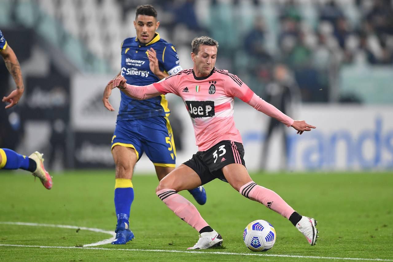 Juventus Milenkovic