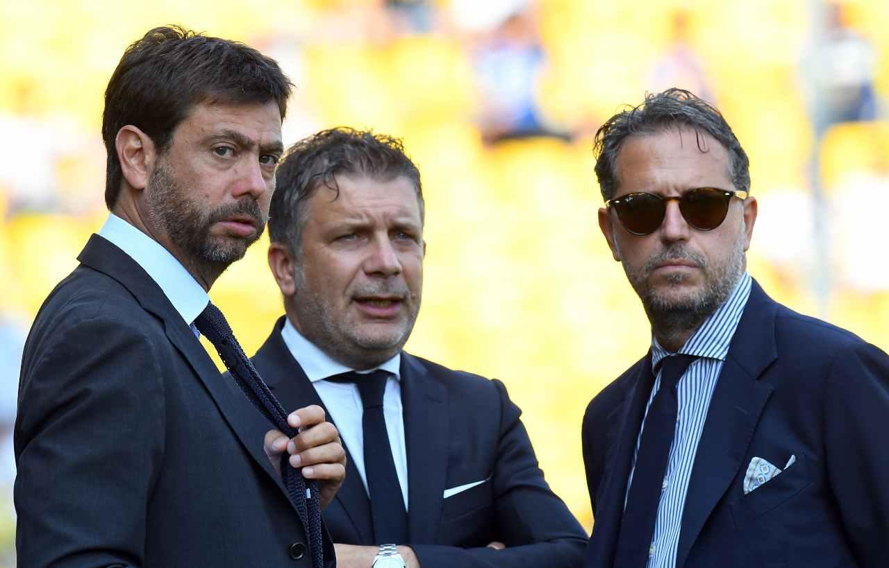 Calciomercato Juventus (getty images)