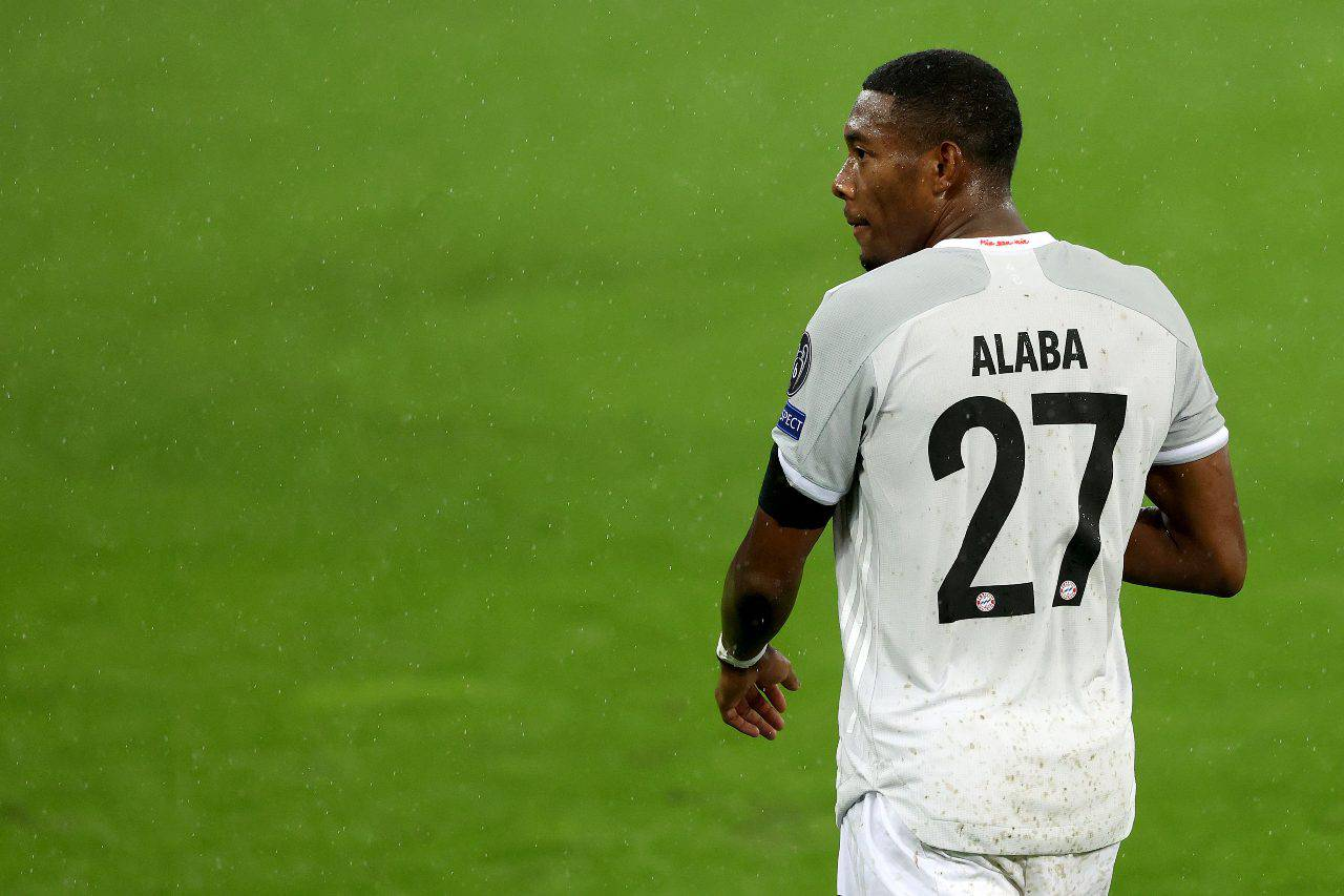 Alaba Juventus