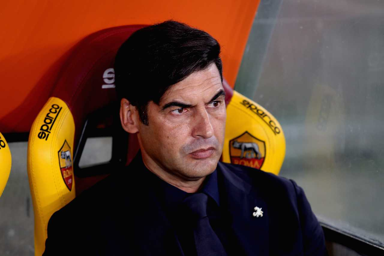 Fonseca calciomercato Roma (getty images)