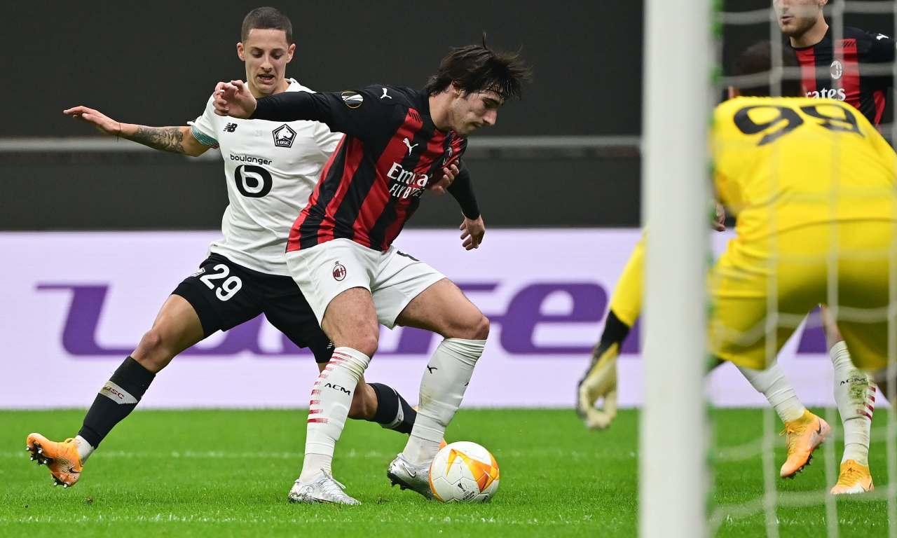 Calciomercato Milan, ipotesi prestito per Tonali | Ultime sul futuro