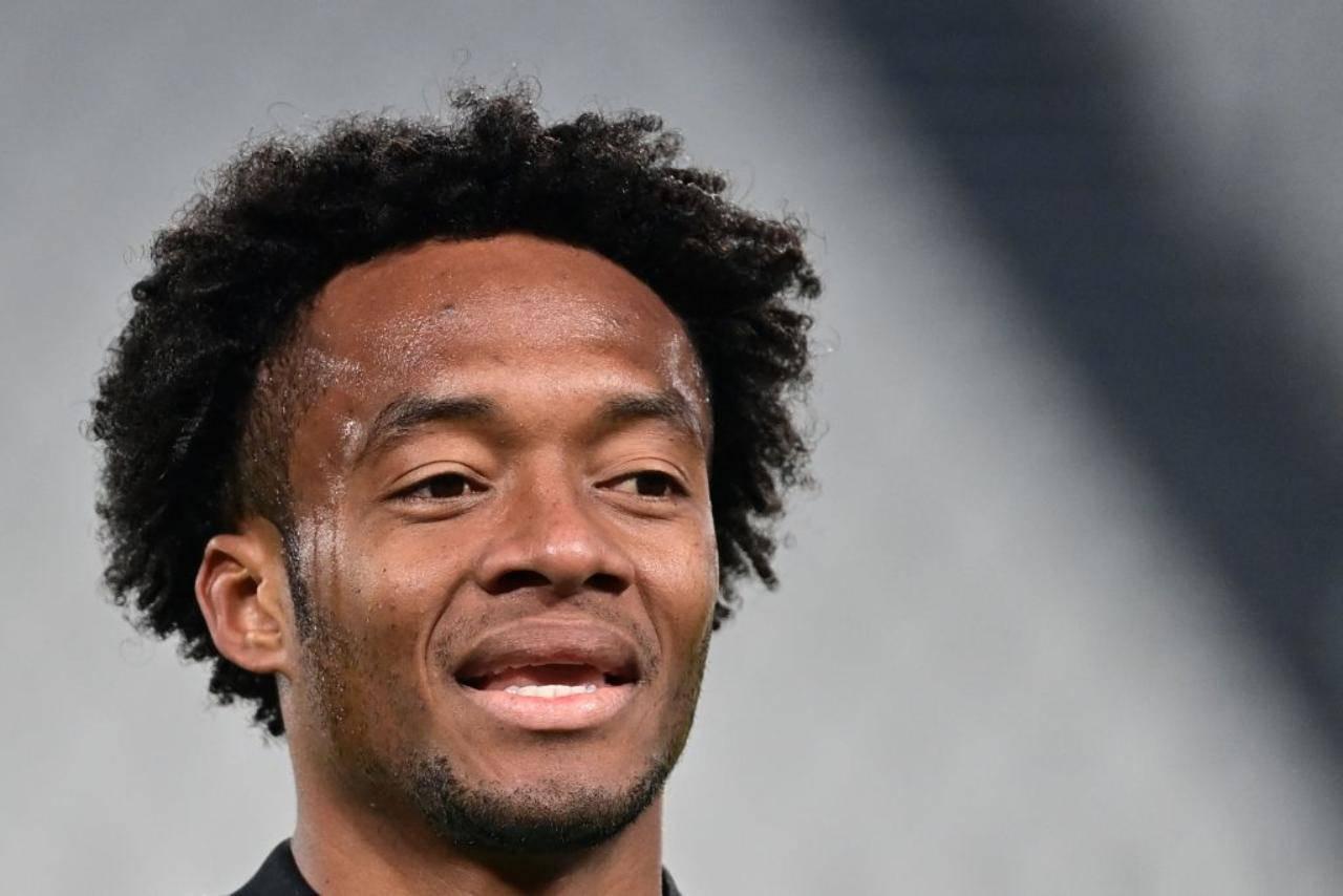 Cuadrado Juventus rinnovo